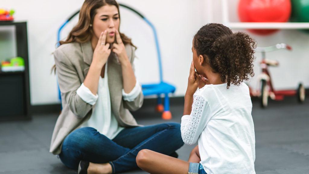 Ne zaman Konuşma Terapisi Alınmalıdır